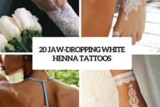20 jaw-dropping henna tattoos cover