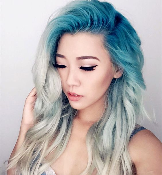 hair color style 20 balayage and ombre mermaid hair ideas to rock styleoholic 1774