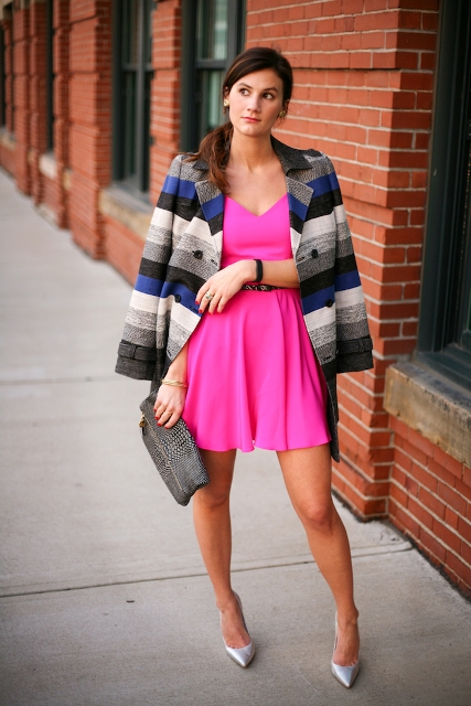 23 Hot Pink Dress Outfits For This Season - Styleoholic 182b468f26ac