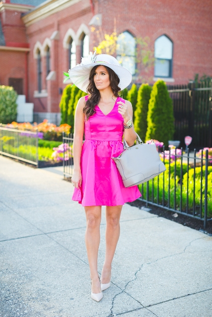 23 pink dress for this season styleoholic