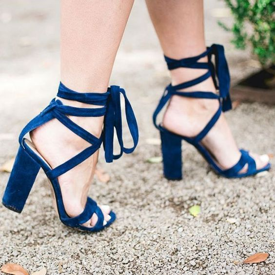 Trendy Lace Up Sandals For This Summer