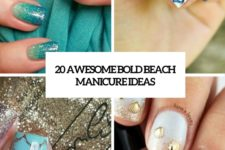 20 awesome bold beach manicure ideas cover