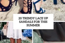 20 trendy lace up sandals for this summer cover