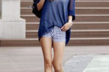 cool outfit with sunglasses