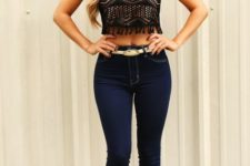 skinny jeans outfit