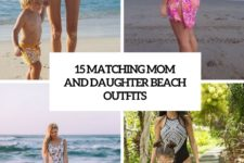 15 matching mom and daughter beach outfits cover