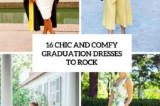 16 chic and comfy graduation dresses to rock cover