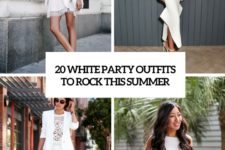 20 white party outfits to rock this summer cover