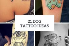 21 Touching Dog Tattoo Ideas For Women