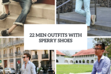 22 Stylish Men Outfits With Sperry Shoes