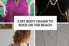 5 diy body chains to rock on the beach cover