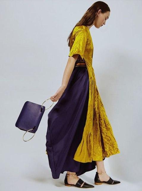 20 beautiful with metallic ring handle bags