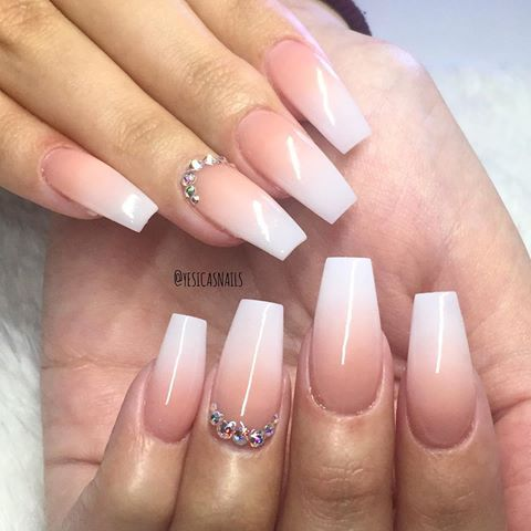 20 nail design and art ideas for coffin nails  styleoholic
