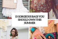 15 gorgeous bags you should own this summer cover