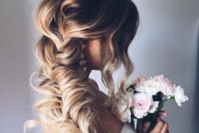 16 very loose fishtail braid looks wow and can be worn for parties