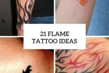 21 Flame Tattoo Ideas For Men
