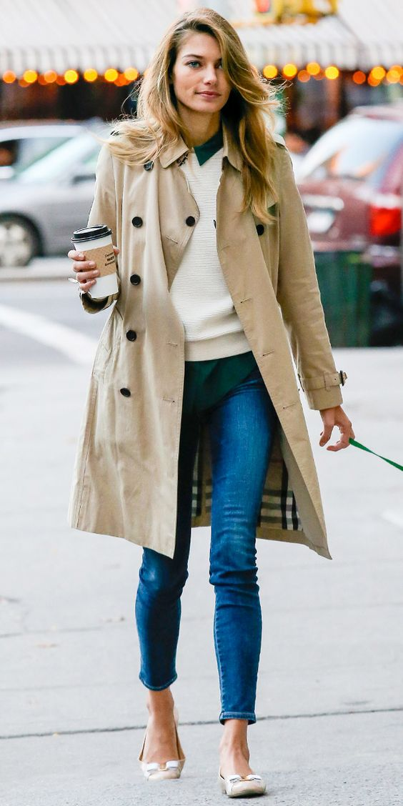 18 Outfits With Suede Mules For Fashionable Women foto