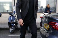 badass men's outfit