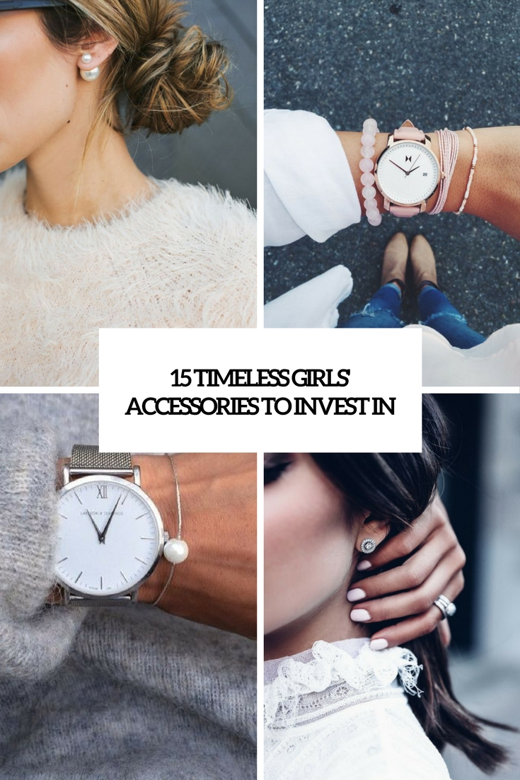 15 Timeless Girls' Accessories To Invest In