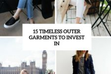 15 timeless outer garments to invest in cover