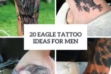 20 Gorgeous Eagle Tattoo Ideas For Men