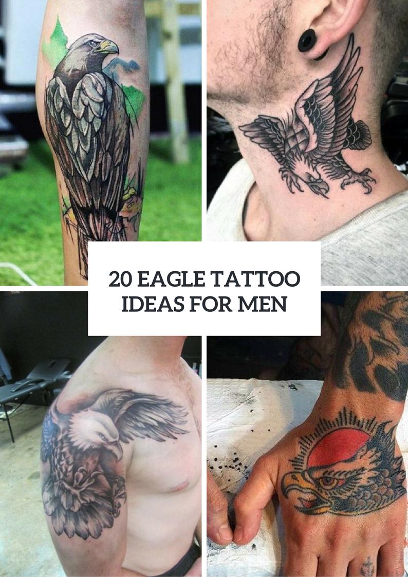 Gorgeous Eagle Tattoo Ideas For Men