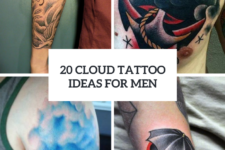 20 Perfect Cloud Tattoo Ideas For Men