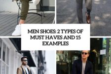 men shoes 2 types of must haves and 15 examples cover