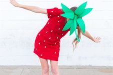 original strawberry halloween costume