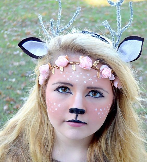 Halloween Makeup Ideas For Kids.15 Creative Halloween Makeup Ideas For Little Girls