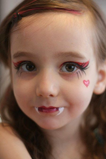 15 Creative Halloween Makeup Ideas For Little Girls