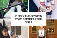 15 sexy halloween costume ideas for girls cover