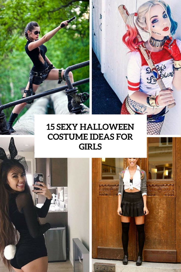 15 Sexy Halloween Costume Ideas For Girls
