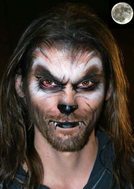 15 Bold Halloween Makeup Ideas For Men , Styleoholic