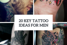 20 Awesome Key Tattoo Ideas For Men