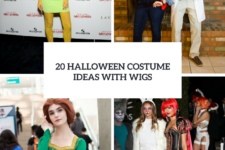 20 Halloween Costume Ideas With Wigs
