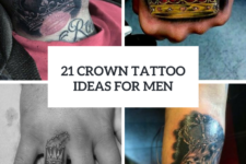 21 Cool Crown Tattoo Ideas For Men