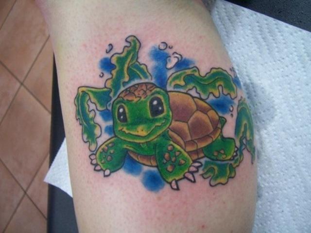 20 Incredible Turtle Tattoo Ideas For Women Styleoholic