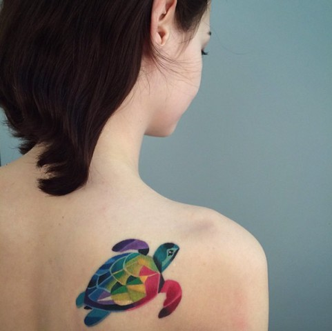 20 Incredible Turtle Tattoo Ideas For Women Styleoholic
