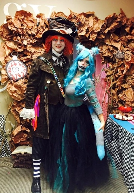 sc 1 st  Styleoholic & Picture Of Incredible Mad Hatter costume idea