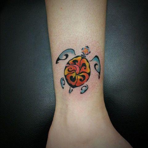 20 Incredible Turtle Tattoo Ideas For Women - Styleoholic