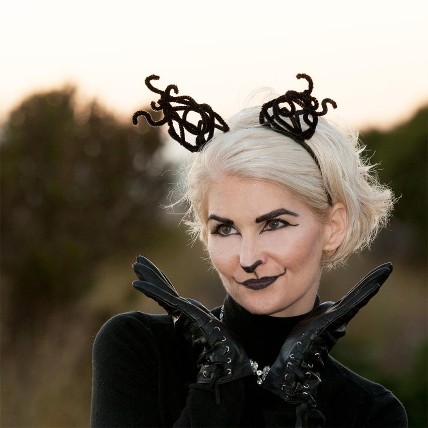 6 DIY Halloween Headbands For Various Costumes