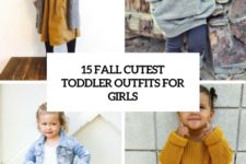 15 cutest fall toddler outfits for girls cover