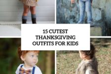 15 cutest thanksgiving outfits for kids cover