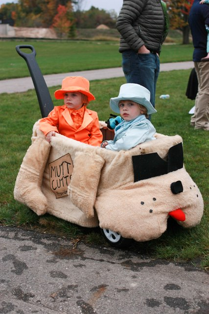 Cool Dumb and Dumber characters costumes for little boys