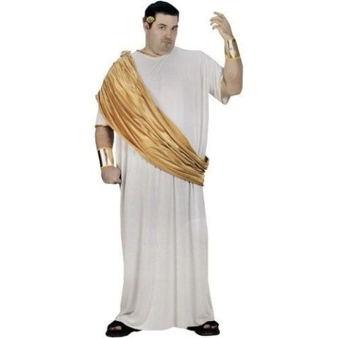 Greek God costume idea