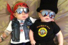 Gun N' Roses inspired costumes