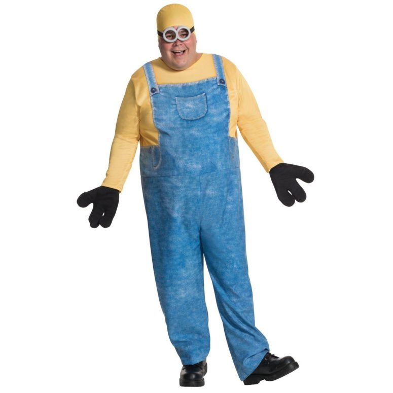 Minion costume idea from Minions movie