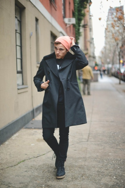 21 Men Outfits With Beanies To Try