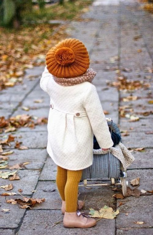 fall toddler girl outfit